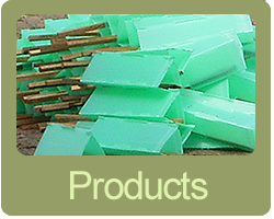 products including tree guards and stakes